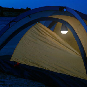 camping-lantern-water-resistant-outdoor USB LED Mobisun