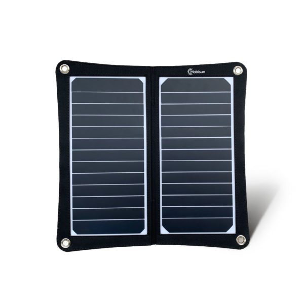 Mobisun 15W USB portable solar panel