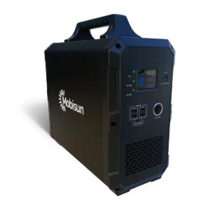 XENES Powerbank mobiles Ladegerät Zusatzakku Power Station Generator Solar 150W